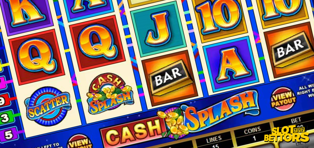 Cash Splash Gameplay
