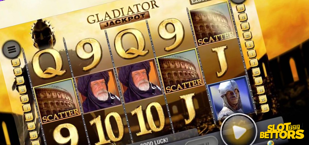 Gladiator Slot Gameplay