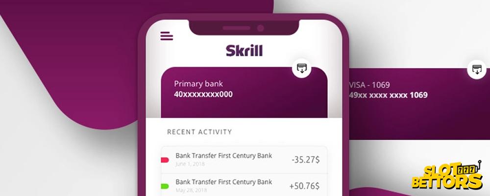 Skrill Bank Withdrawal Gambling