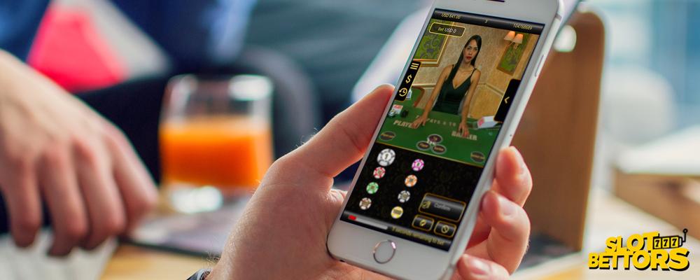 Apple Pay iphone casino