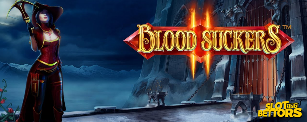 Netent Blood suckers slot