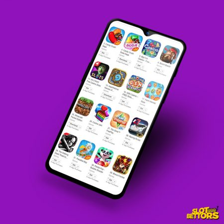 The best slot apps for iOS and Android for 2020