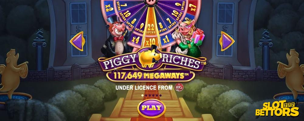 Piggy Riches Megaways Innovation