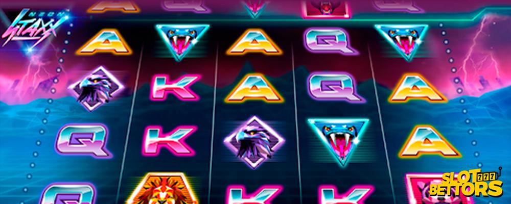 online slot symbols