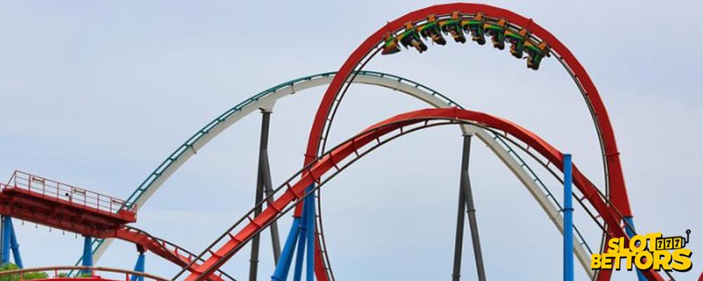 slot machine volatility rollercoaster